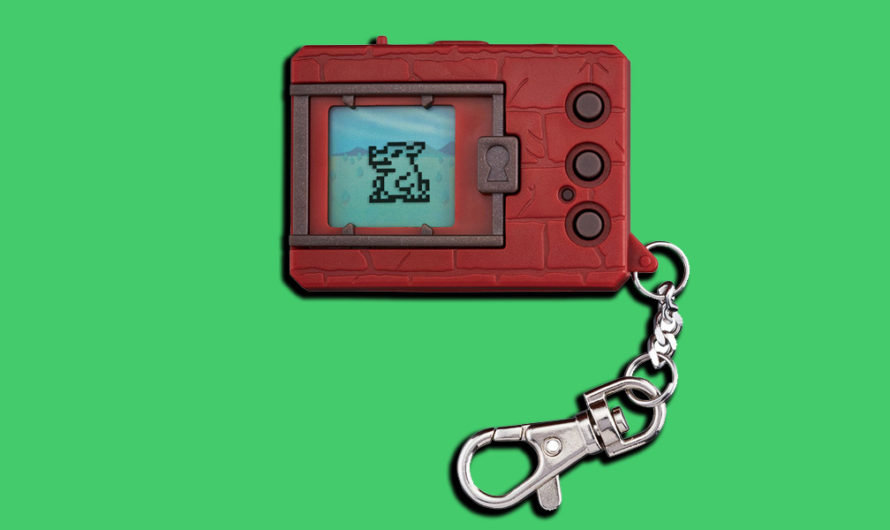 I Carried Around a Digimon V-Pet for 2 Weeks. Here's What Happened