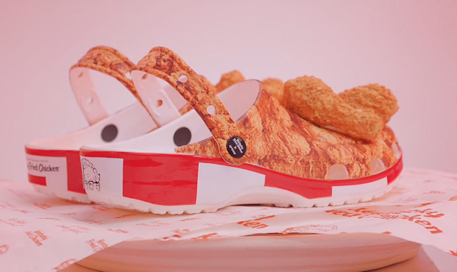 KFC and Crocs Teamed up to Make These Terrible Shoes