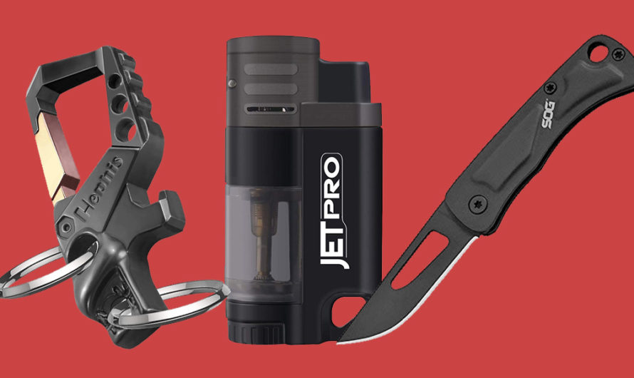 The Absolute Best Keychains for Men