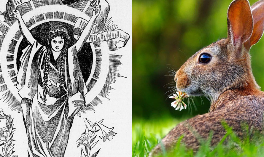 The Pagan Origins of the Easter Bunny