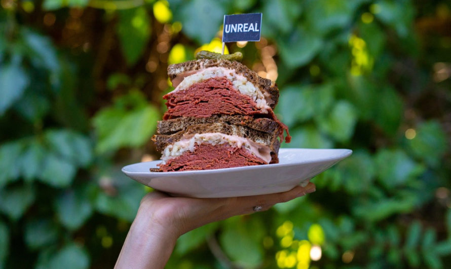 Plant-Based 'Unreal' Meat Is Now Being Sold in New York City Delis