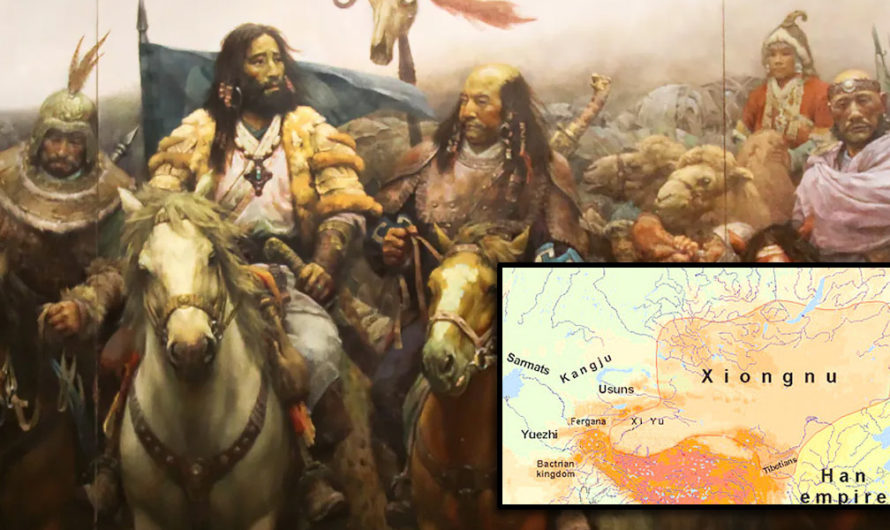 The Powerful Xiongnu Empire That Terrified the Chinese