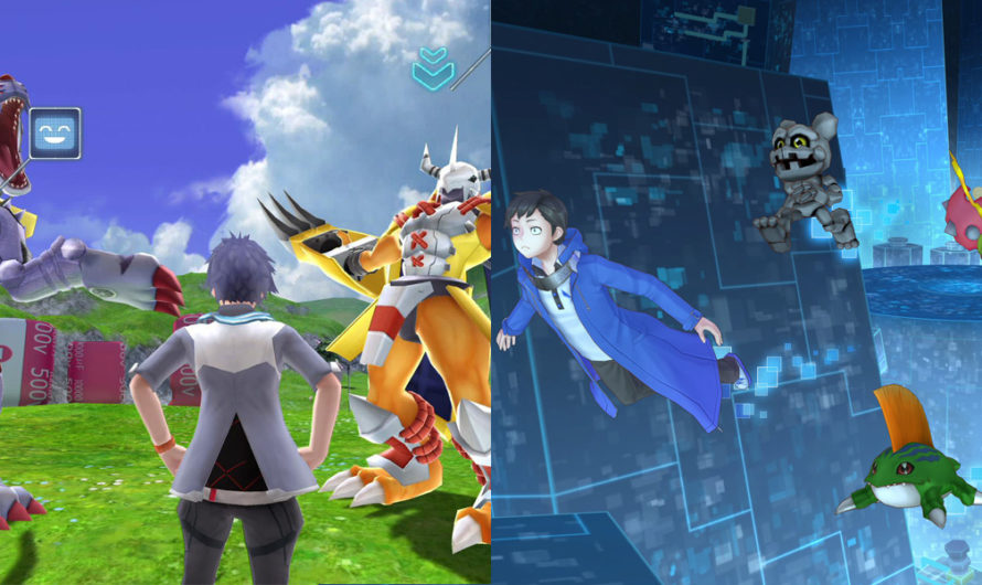 Which Digimon game is the best for PS4?