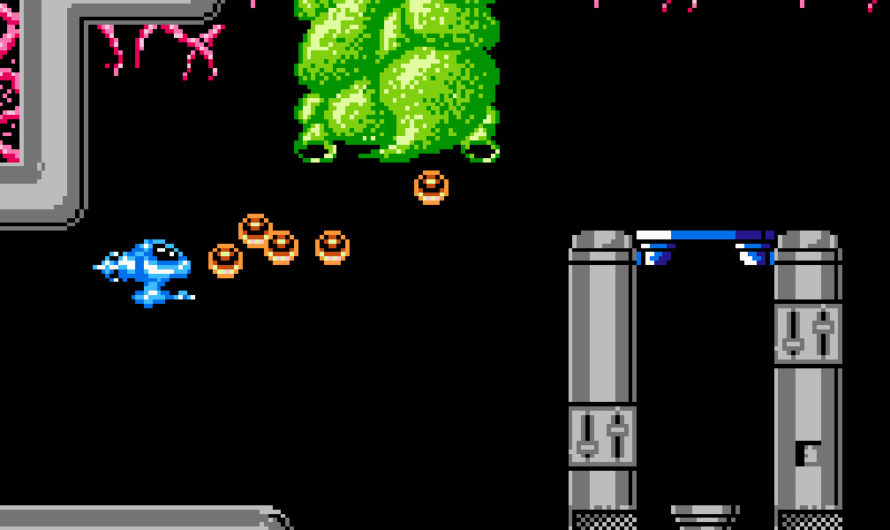 Cybernoid (NES) Review