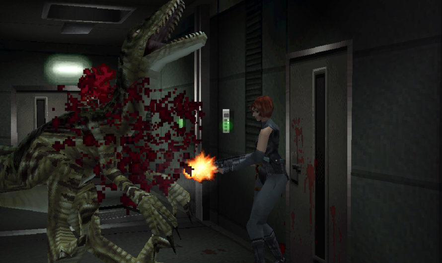 A Look Back at Dino Crisis (1999)