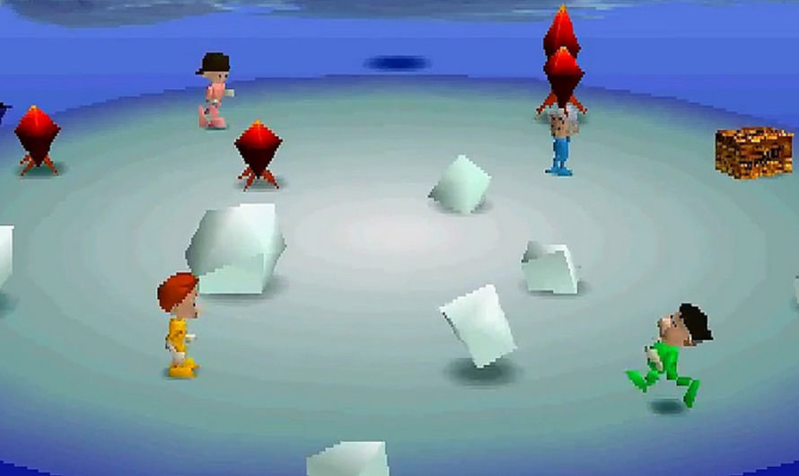 Poy Poy PlayStation (PS1) Review — A Fun Party Game