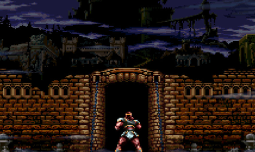 Super Castlevania IV (SNES) Review