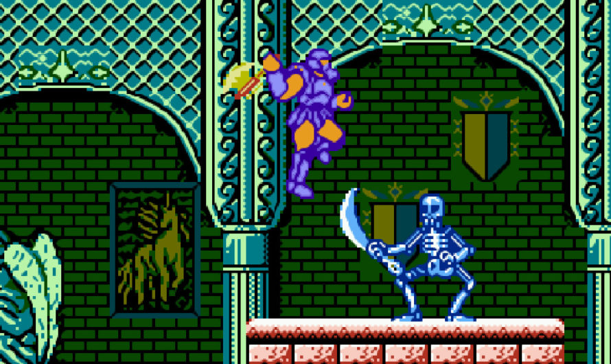 The Astyanax (NES) Review