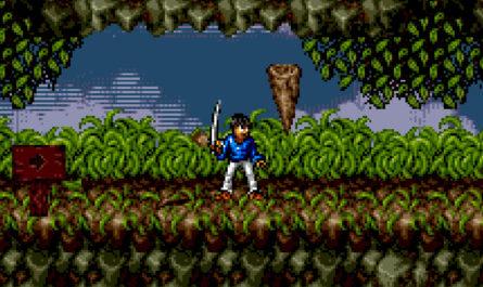 3 Ninjas Kick Back Sega Genesis