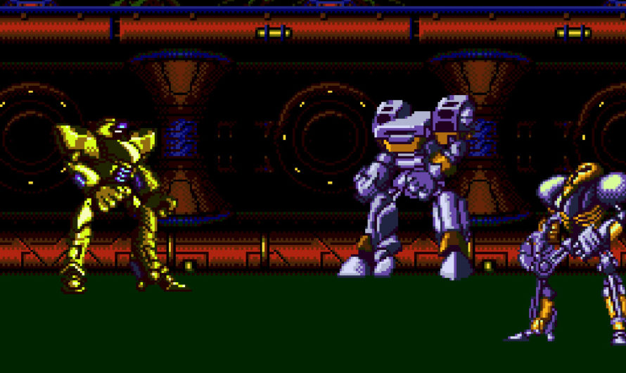 Bits and Pieces: Cyborg Justice (Sega Genesis)