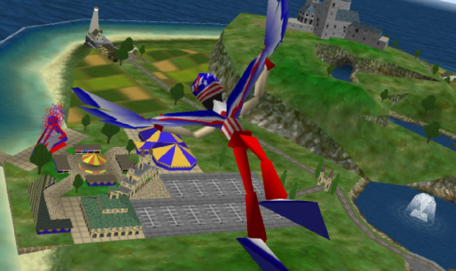 Pilot Wings 64 — The N64's Other Launch Title