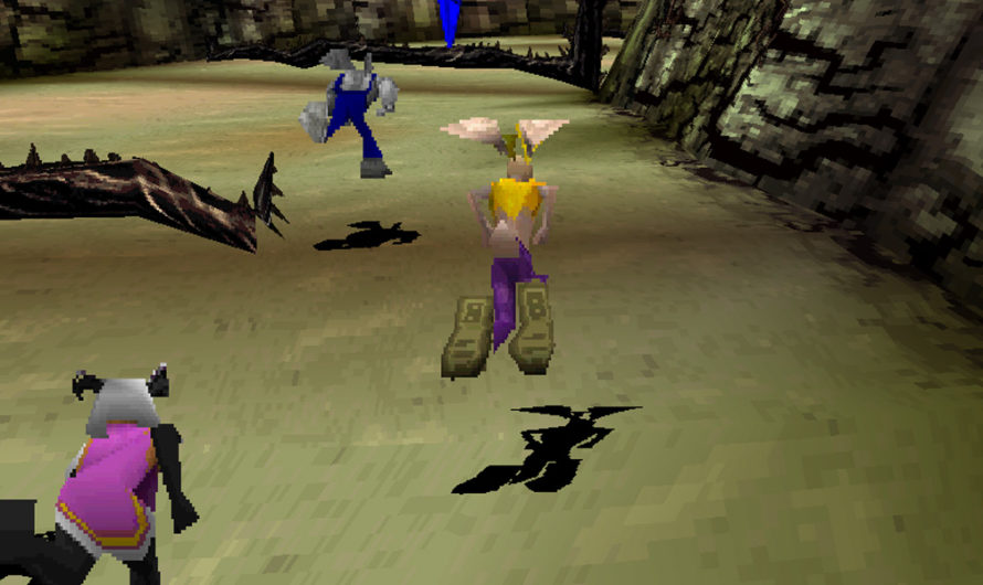 Running Wild (PS1) Review