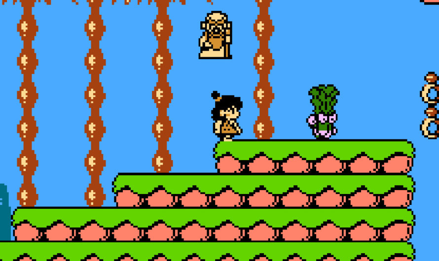 Bits and Pieces: Banana Prince (NES)
