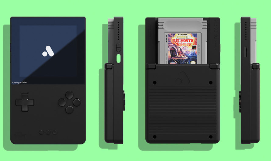 Why I Didn't Pre-Order the Analogue Pocket