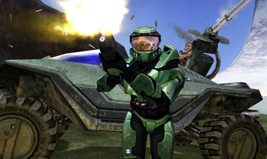 A Look Back at Halo: Combat Evolved