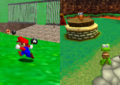 Super Mario 64 Croc