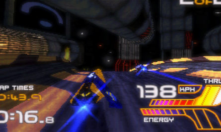Wipeout XL PS1