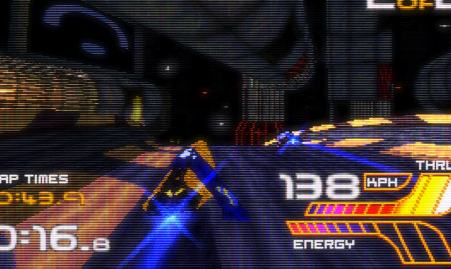 Wipeout XL (PS1) Review