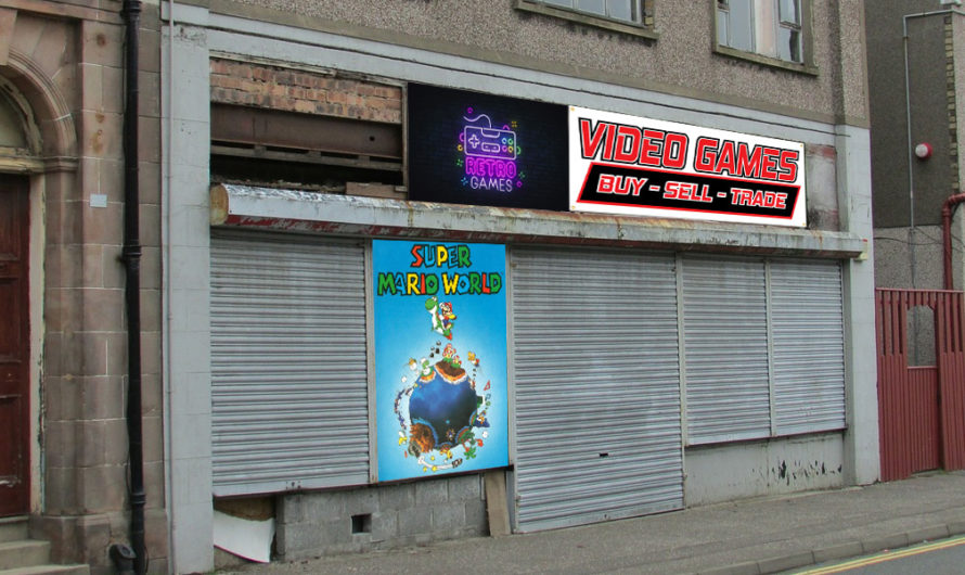 The 5 Worst Types of Retro Gaming Stores