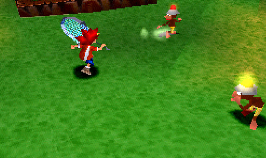 Ape Escape Was the Best 3D Platformer of Its Time