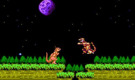 Dynowarz (NES)