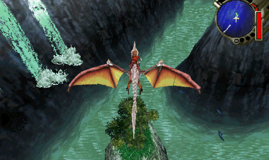A Look Back at Panzer Dragoon Saga (Sega Saturn)