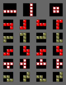 NES Tetris rotation