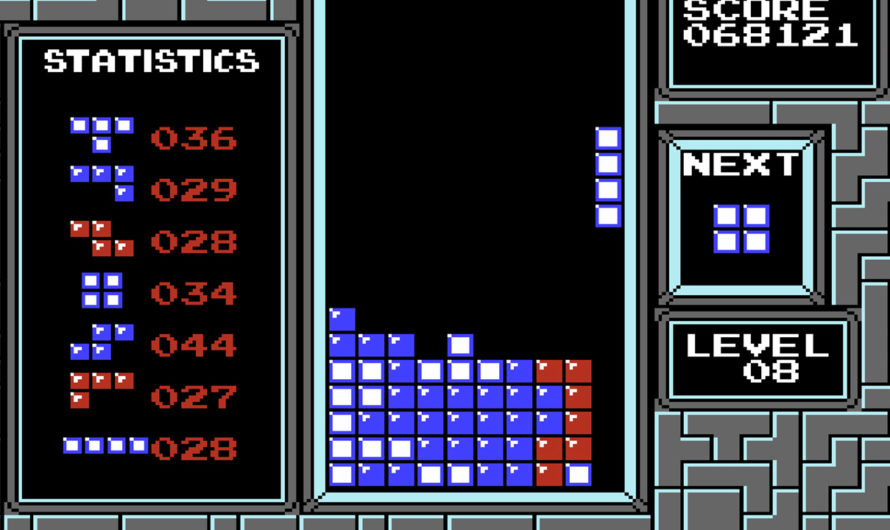 How To Play Nes Tetris Like a Pro