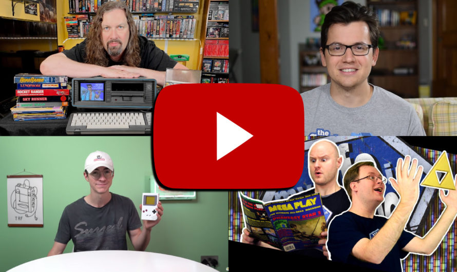 The Absolute Best Retro Gaming YouTubers
