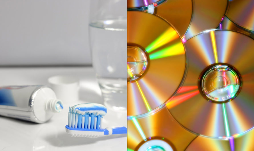 Don't Use Toothpaste To Fix Scratched Video Game Discs