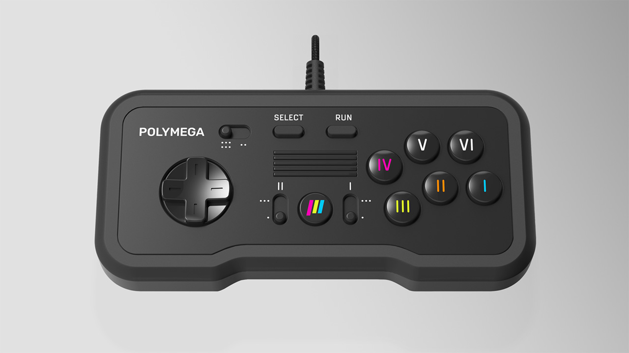 Polymega Turbo Controller Review