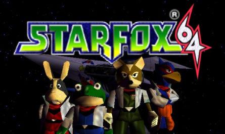 Star Fox 64 N64