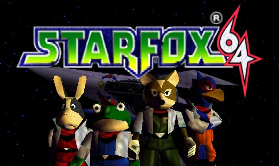 I Can't Let You Review That, Star Fox: A Look at Star Fox 64 (N64)